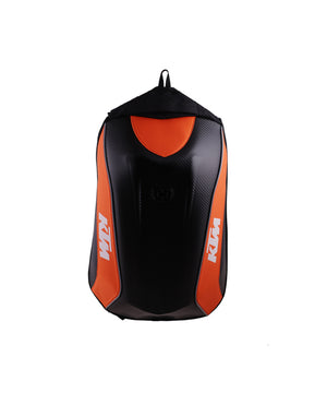 KTM Aerodynamic Drag Backpack for Motor cycle Riders