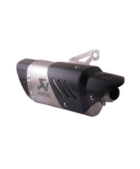 Akrapovc Slip on Line Exhaust for motorcycle