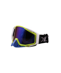 BSDDP  Blue and Green Goggles