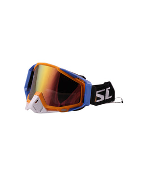 BSDDP Orange and Blue  Goggles
