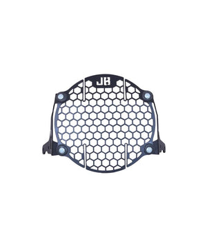 JB Racing  Headlight Grill  for Royal Enfield Himalayan-Round Pattern