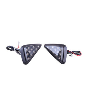 Savage Flush Mount Indicators  for faired motorcycles