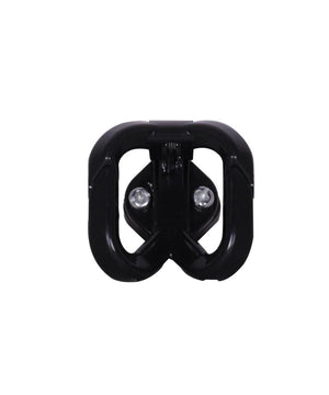 Hook Hanger for Motorcycles in black