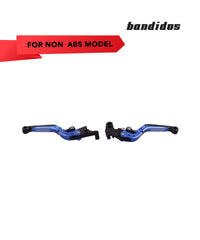 SEMSPEED  Adjustable Foldable Lever for Yamaha R15 V3.0 AND MT 15 ABS Version