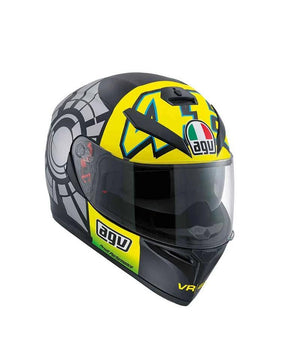 AGV K3 SV Winter Test W  Matt Black Helmet