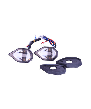 Arrow Flush Mount Indicators With DRL
