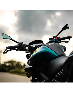 CNC Street Anti Glare Mirror For Motorcycle