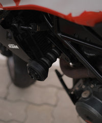 Frame slider for KTM Duke 200