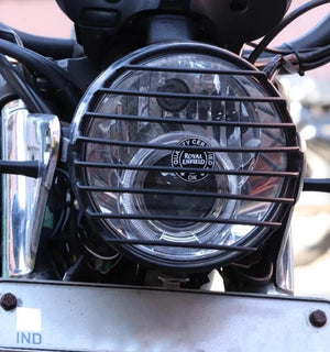 HeadlightGrill Cross Thunderbird