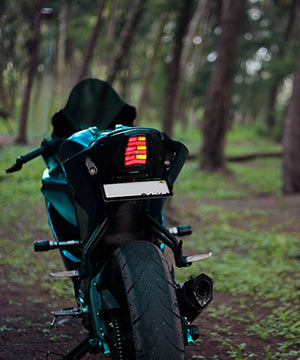 Integrated LED Tail Lights With Indicator for YAMAHA R15 V3.0