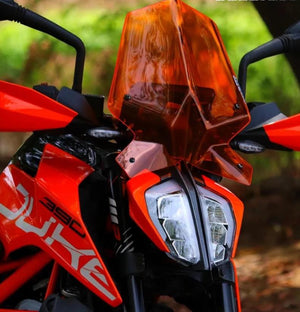 Pro X Visor For KTM DUKE 250 & 390(New)