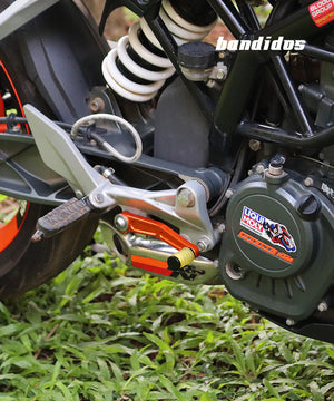 After Market KTM Gear and Brake Levers