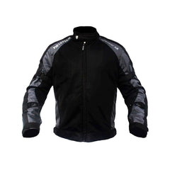 Scrambler Air Motorcycle Riding Jacket - Grey