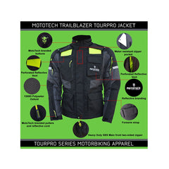 Trailblazer TourPro Riding Jacket - Level 2