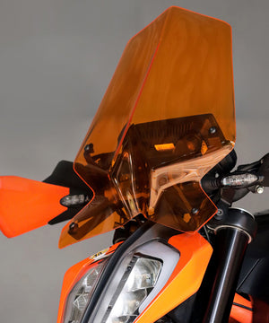 Pro X Visor For KTM DUKE 250