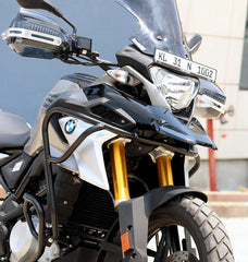 BMW Crash Guard Upper Black FOR GS