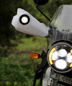 Hand Guard With Fog Light
