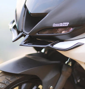 Dark Knight Winglet 2.0 for Yamaha R15 V3