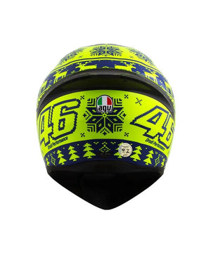 AGV K1 Winter Test 2015 Full Face  Helmet