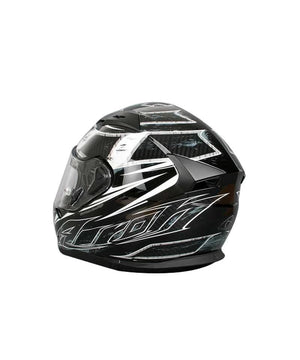 Airoh T600 Knife Black Helmet