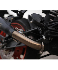 KTM Duke 250 and 390(New) Bend Pipe