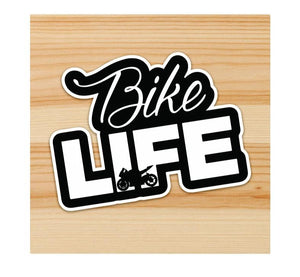 Bike life Sticker Motorcycle stickers