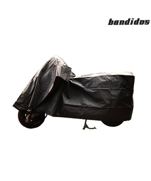 Body Cover for Motorcycles