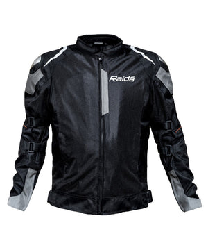 Raida Kavac Motorcycle Jacket – Black