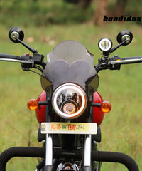 Harley Round Ring Fog Light