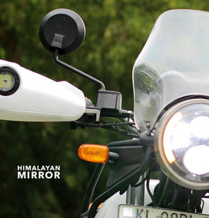 Himalayan Mirror for Royal Enfield Motorcycles