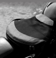 Fego Float Air Suspension seat for motorcycles and bikes