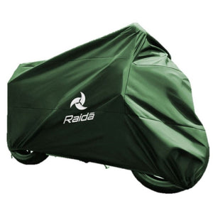 Raida RainPro Waterproof Bike Cover ( Military Green )
