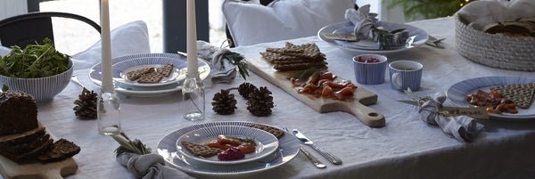 Enjoy a traditional Scandinavian Smorgasbord this Christmas