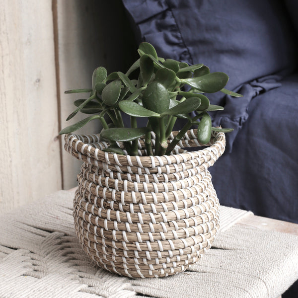 Elba Seagrass Basket