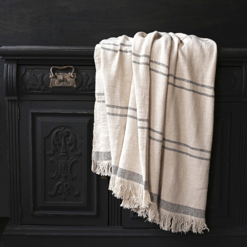 Andas Cotton Throw