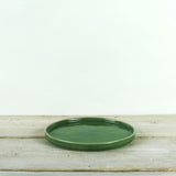 Parrot Green Ceramic Side Plate