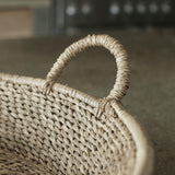 Twisted Seagrass Tray Small