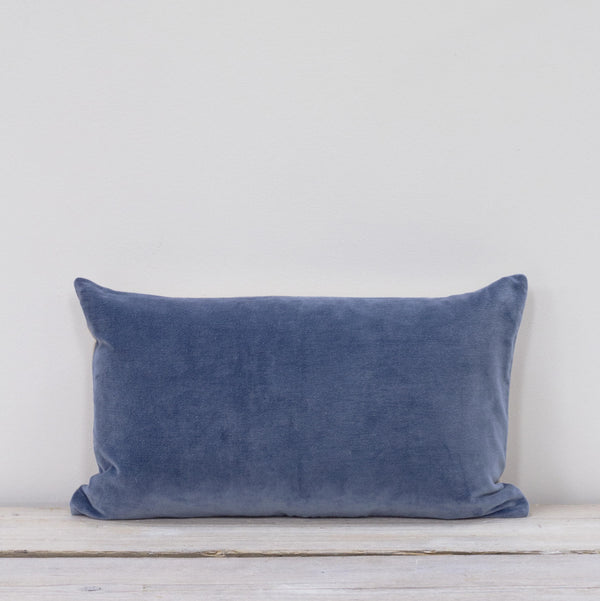 Misi Fjord Velvet Cushion
