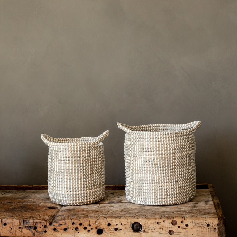 Lang Hand Woven Seagrass Basket
