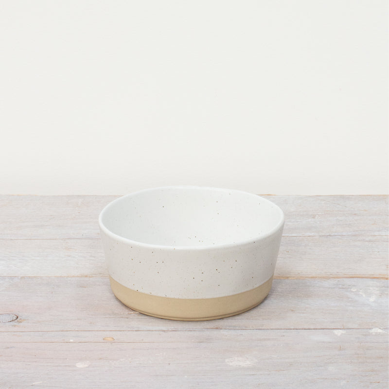 Kivi Speckled Stoneware Bowl