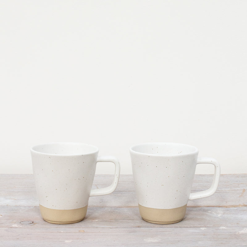 Kivi Speckled Stoneware Mug Set of 2