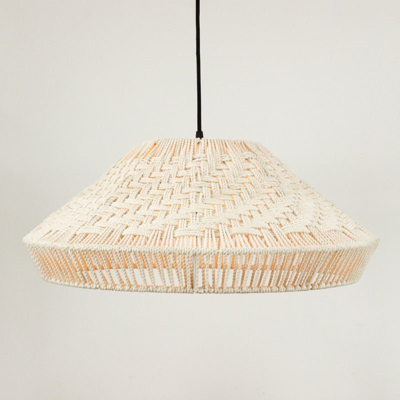 Ori Natural Rope Pendant Shade