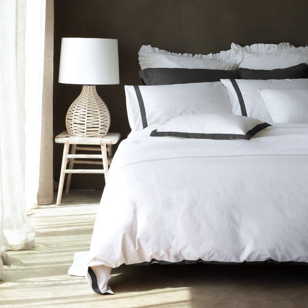 Orsa Bed Linen Slate Grey