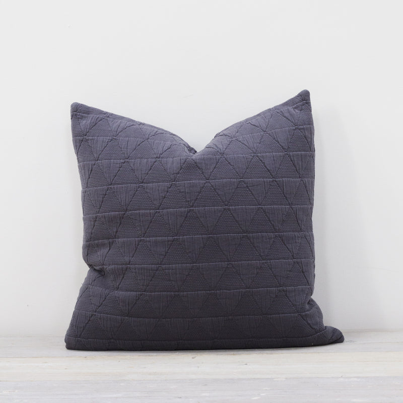 Stockholm Slate Grey Cushion