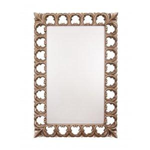 Contemporary Rectangular Antique Silver Mirror-Rectangle Mirror-Chic Concept