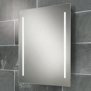 Casey LED Rectangular Bathroom Wall Mirror - 80 cm x 60 cm