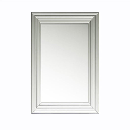 Clara Rectangular Bevelled Edge Wall Mirror