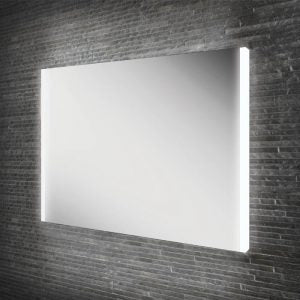 Connect LED Rectangular Bathroom Wall Mirror - 60 cm x 80 cm