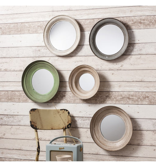 Modern Crosby Wall Mirrors (Set of 5)