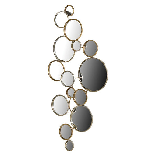 Fifteen Circles Wall Mirror